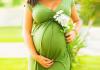 Prehrana v nosečnosti je ključnega pomena.
