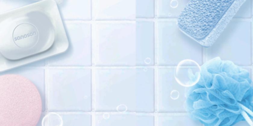 Učinki umivanja rok.