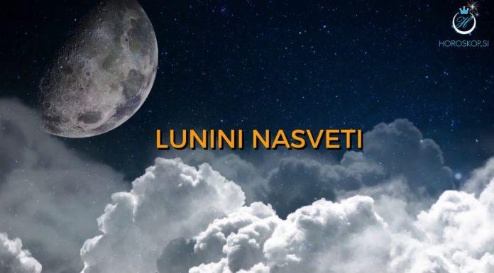 Luna. Preverite vpliv in delovanje lune.