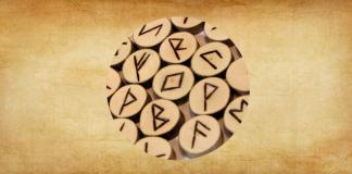 Preverite čaroben pomen skrivnostnih run
