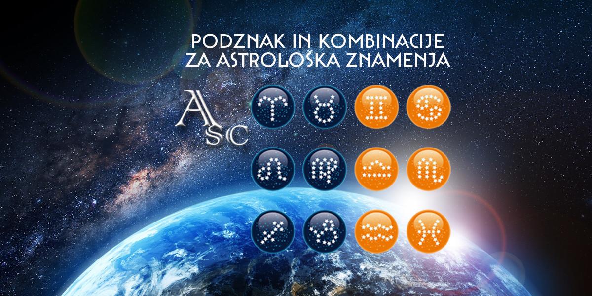 Podznak - ascendent vam odkriva nova spoznanja v zrelem življenjskem obdobju.