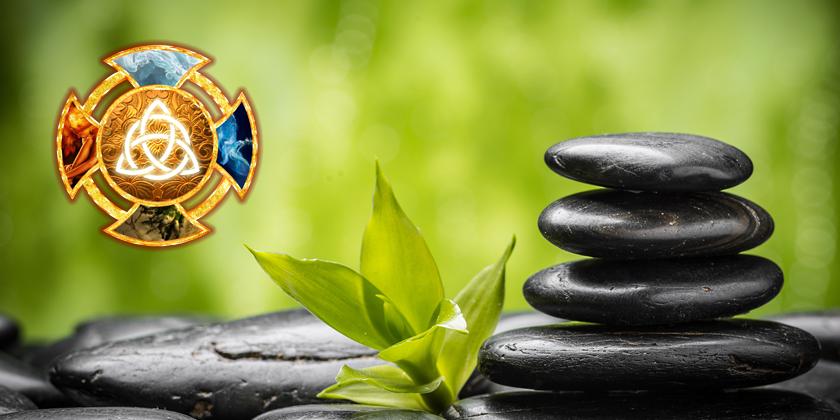 Elementi Ogenj, zemlja, voda in zrak določajo vaše tipične lastnosti.