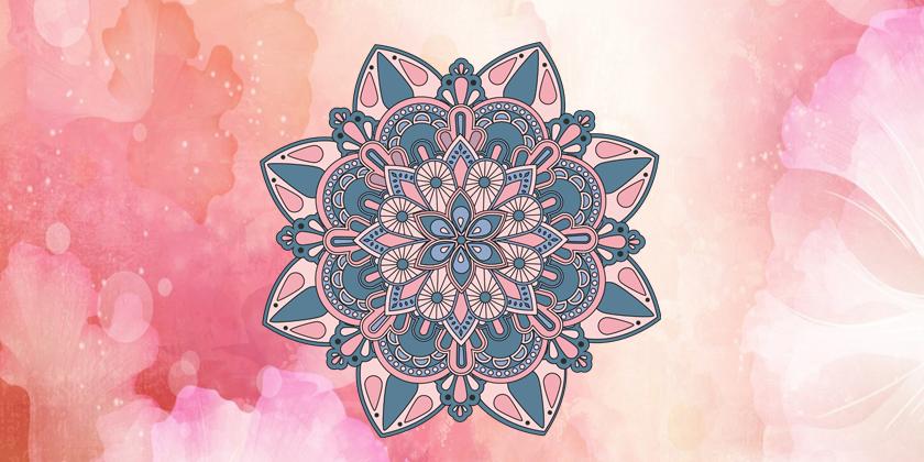 Mandala ali simbol, ki lahko predstavlja vsako religijo, vsako osebo, vsako bitje.