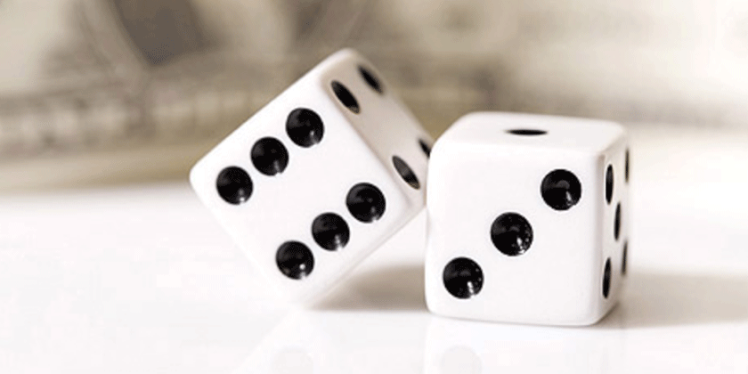 Vedeževanje s kockami
