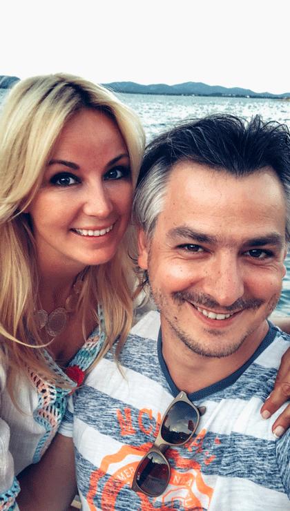 Sinastrija ljubezenskega odnosa Saška Lendero Miha Hercog