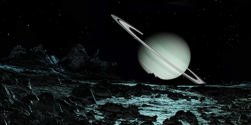 Saturn v vodnarju