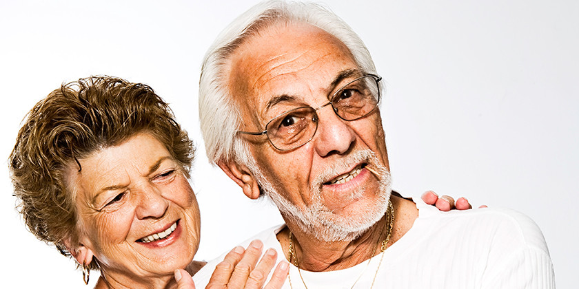 Povezane z babico in dedkom