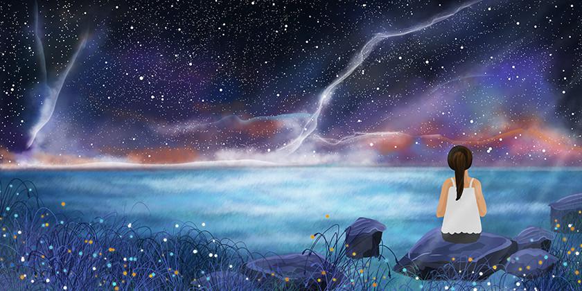 Neptun v direktnem gibanju