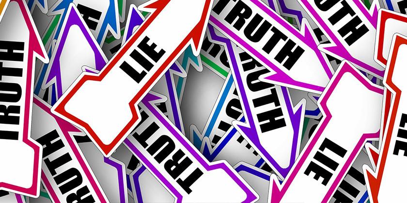 znamenja ki ne znajo priznati resnice