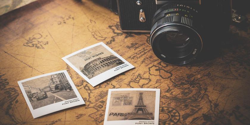 Potovanja in tuje kulture so moja strast