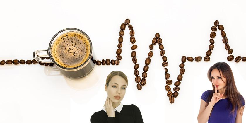Kava ima neverjetno moč in ugodne učinke na telo.