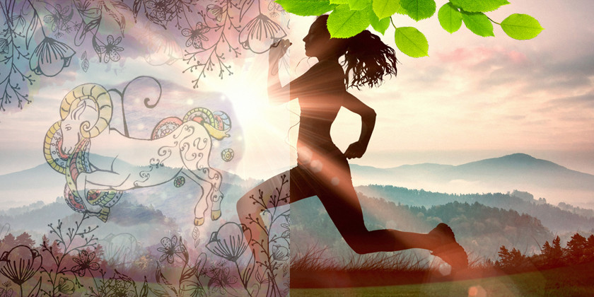 Horoskop oven 2020: Osebna rast in zdravje
