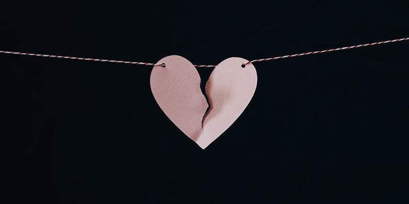 Kaj storiti, ko vas zapusti, ko se vaša ljubezenska pravljica konča