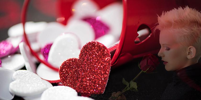 Astro pogled na Valentinovo