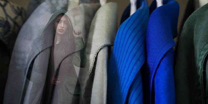 Zimski tip ženske: modne smernice oblačenja in ličenja