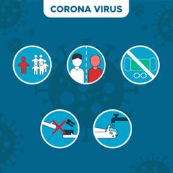 Koronavirus lahko zajezimo
