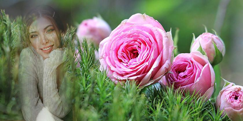Katera rožica je pisana na kožo vašemu znamenju?