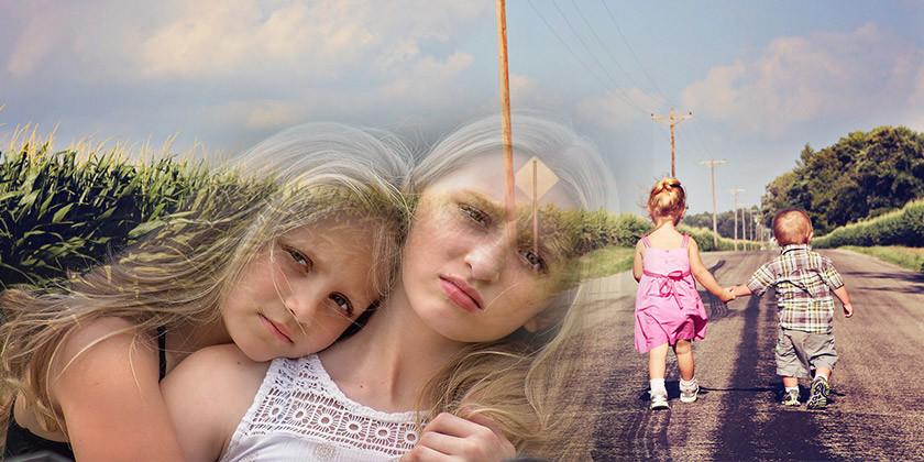 Horoskop: Najstarejši in najmlajši brat ali sestra