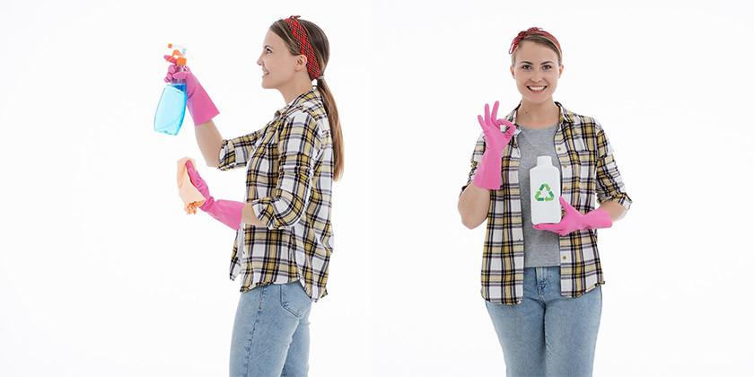 Radi pospravljate in čistite