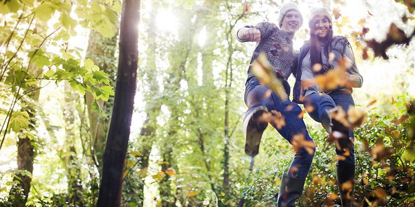 Zdrav partnerski odnos je glavno vodilo do sreče in zadovoljstva