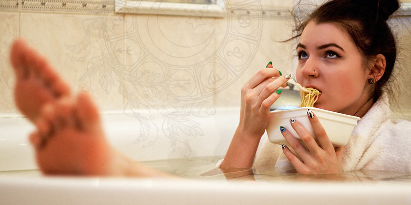Vaše prehranjevalne navade, horoskop in astrologija ter njihova povezava