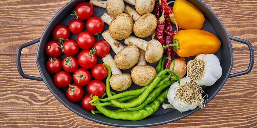 Poznate osnove prehrane: Makrohranila in mikrohranila?