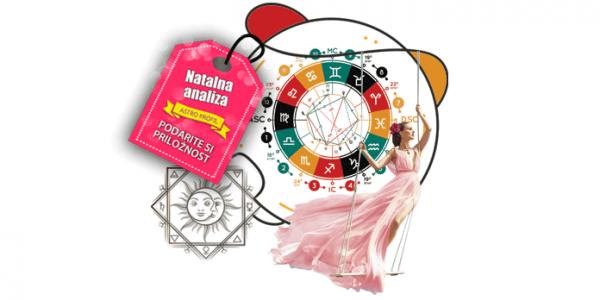 Natalna astrološka analiza