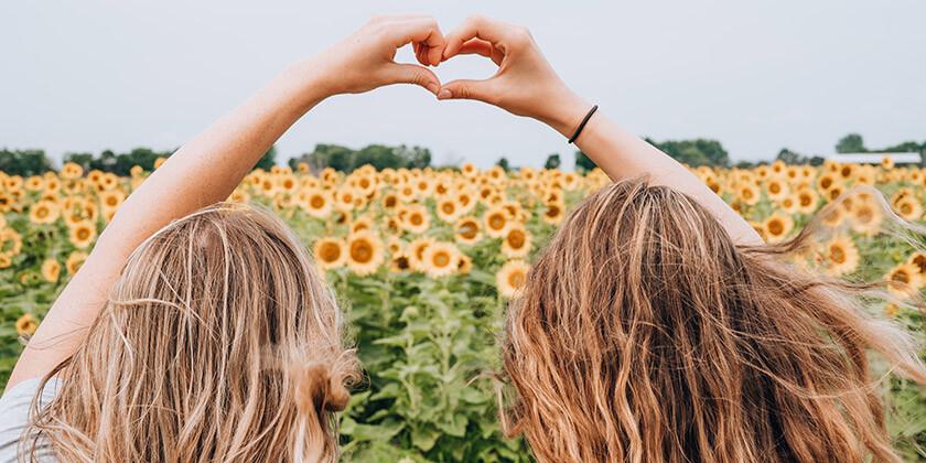 Preverite, katere ženske so najboljša izbira za skupen izlet v poletnih dneh