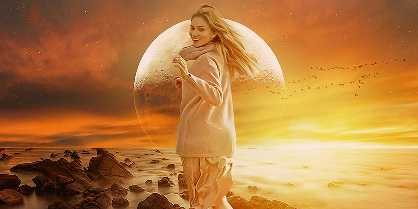 Luna in njen vpliv na zdravje in počutje