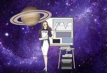 Saturn v kozorogu se prične gibati v direktni smeri, prihaja povečana vztrajnost