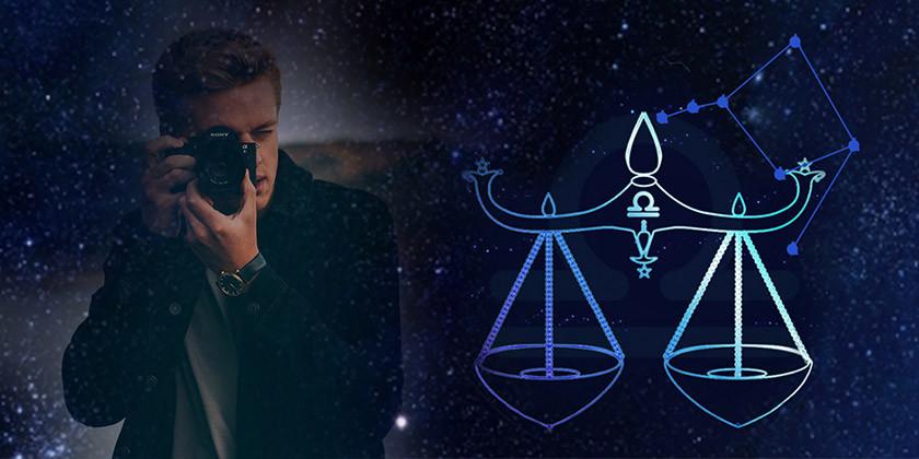 Moški, rojen v znamenju tehtnice, estet in mediator zodiaka