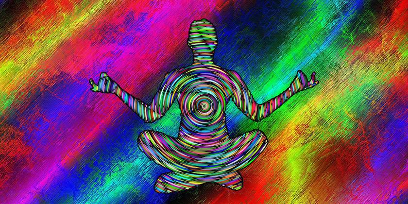 Skrivnostna moč mavrice barv, spoznajte jo in se povežite z njo
