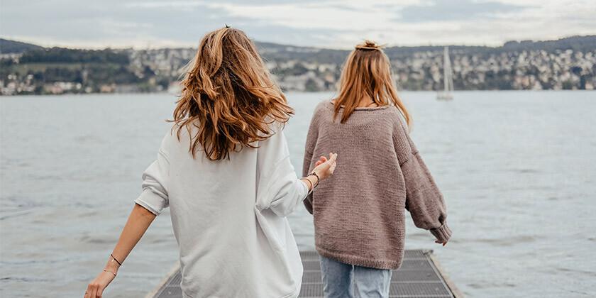 Tatjana potrebuje nasvet, saj sta se hčerki družinskih prijateljev sprli!