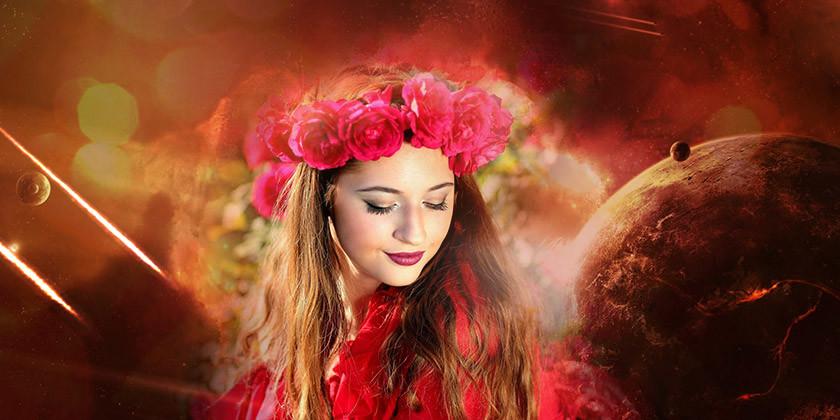 Venera v znamenju leva prinaša toplino in strast