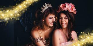 Kraljici novembra, ki sta si v marsičem zelo podobni, po drugi strani pa tako zelo različni