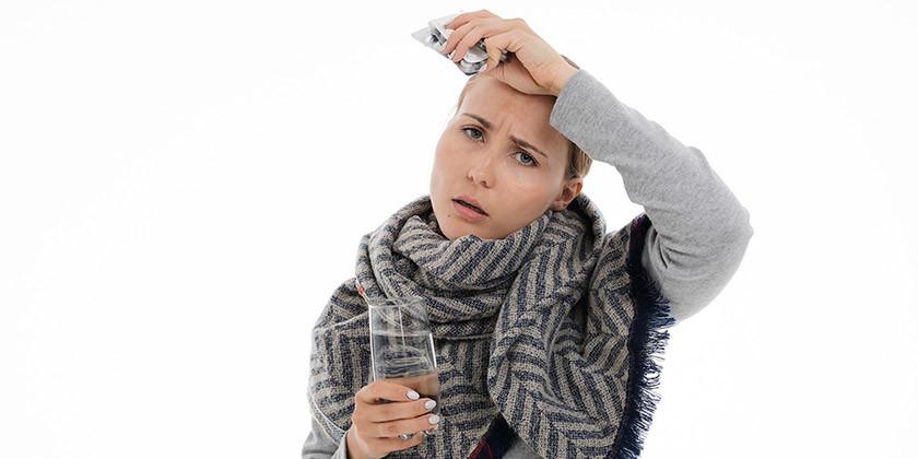 Pomemben dejavnik v trenutnem obdobju: vročina ali povišana temperatura
