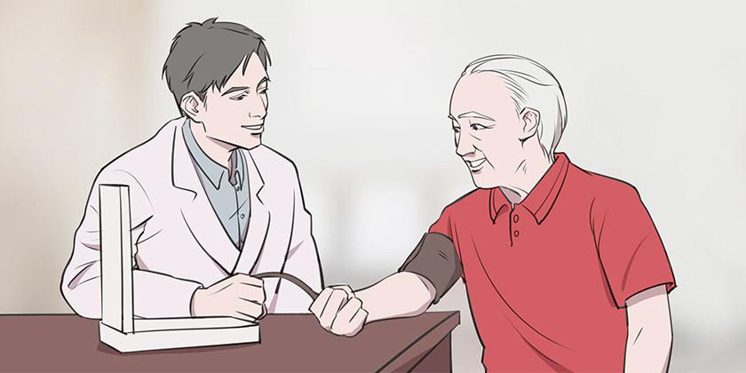 Preprečite previsok krvni tlak