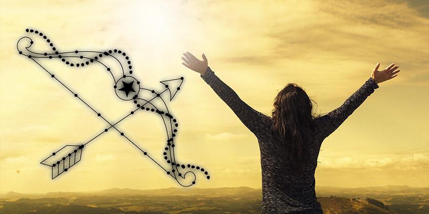 Obdobje Sonca v znamenju strelca prinaša samozavest in optimizem