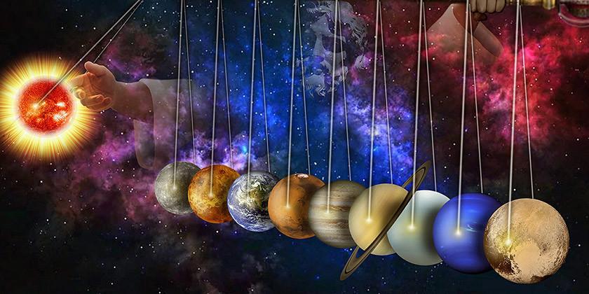 Prihaja Velika konjunkcija Saturna in Jupitra
