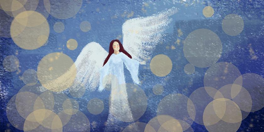 Preverite kateri angel bo skozi težko leto 2021 vaš varuh in zaščitnik?
