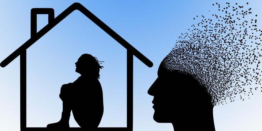 Duševno stanje: osebnostne motnje in nervoze