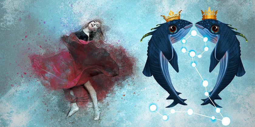 Obdobje Sonca v znamenju rib prinaša globoka čustva in zasanjanost