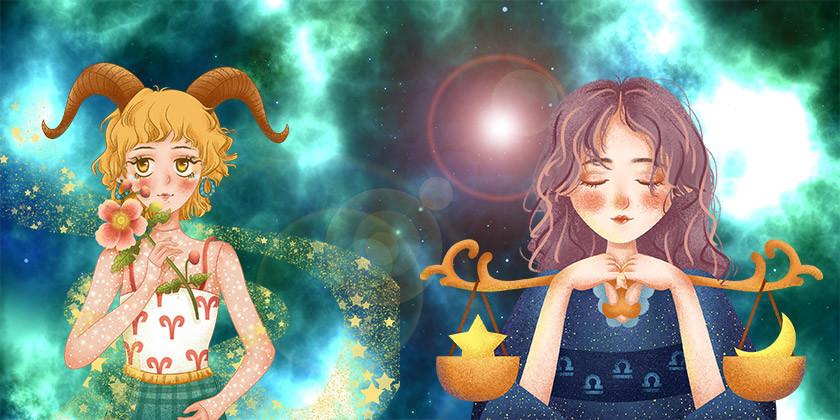Vas zanimajo karakteristike astroloških znamenj skozi oči 9 letne deklice?