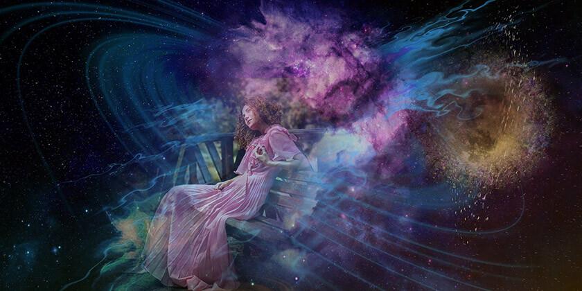 Karmična astrologija, ki je povezana z nesmrtnostjo duše