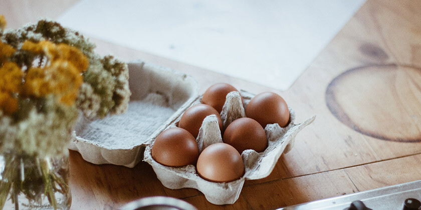 Kakšna je hranilna vrednost jajc in kakšen vpliv imajo na zdravje?