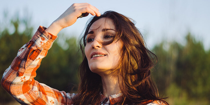 Spadate med ženske, ki se znajo lažje kot ostale znebiti negativnih vzorcev?