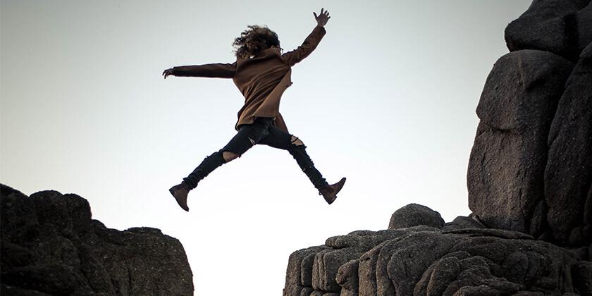 Skušajte odkriti in izpustiti svoj strah, ter zaživite bolj pogumno