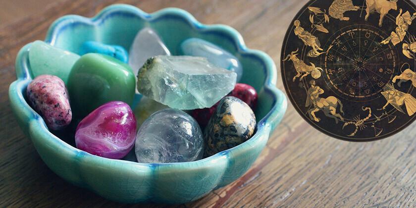 Kristal za vaše astrološko znamenje