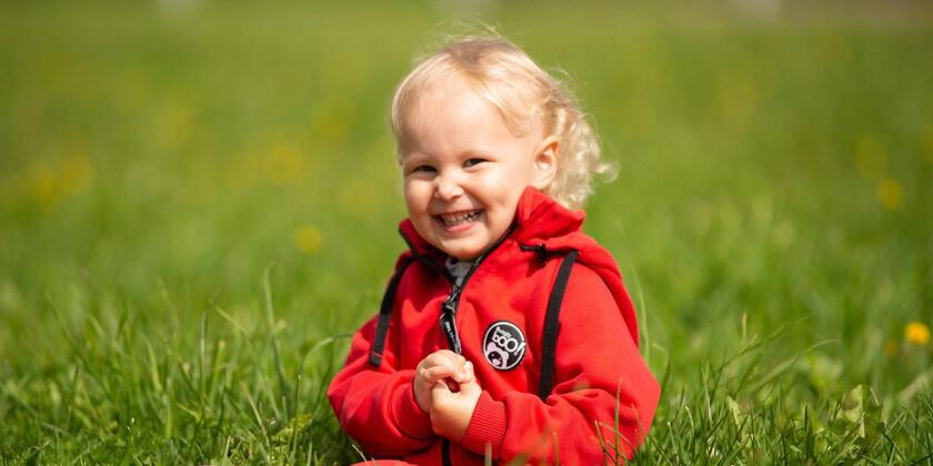 Otroštvo je zagotovo najlepši čas