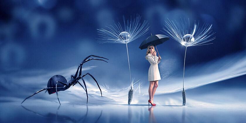 Dovolite si sanjati, saj sanje spodbujajo kreativno izražanje